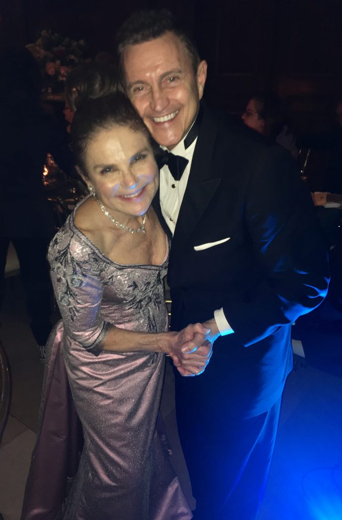 With Tovah Feldshuh