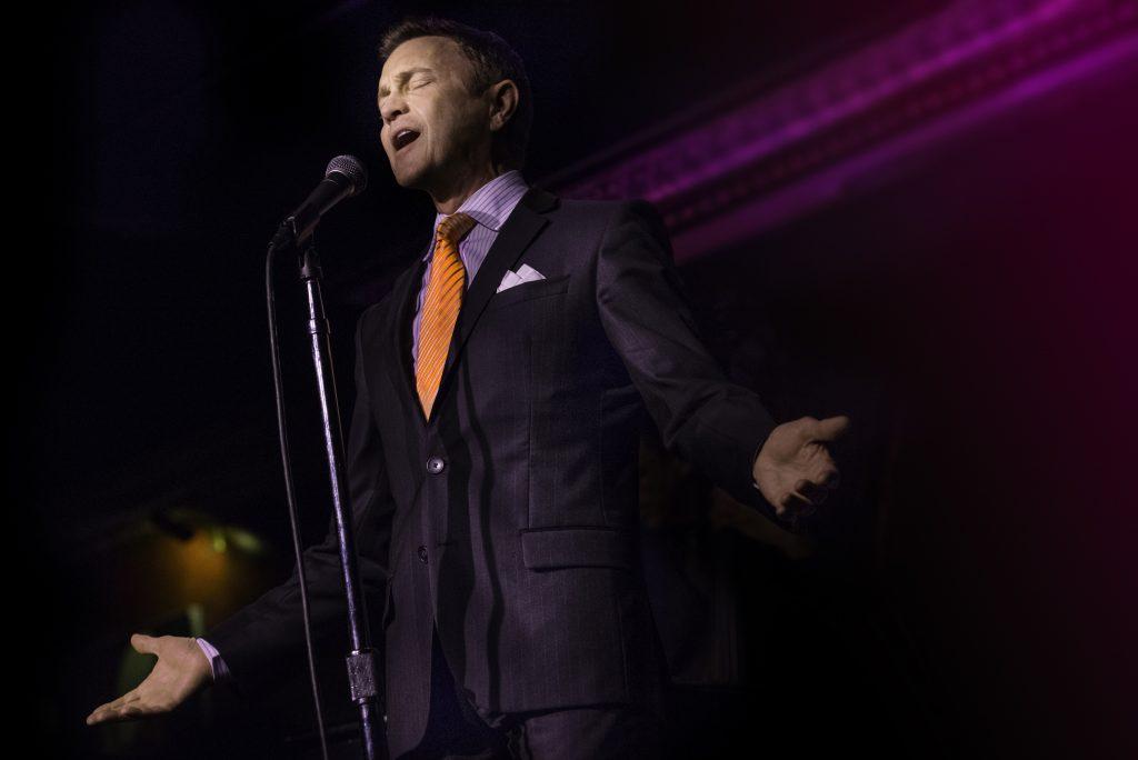 Harnar Sings Sinatra